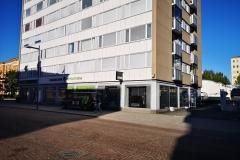 Vuokraturva Oulun toimipisteen jäähdytys